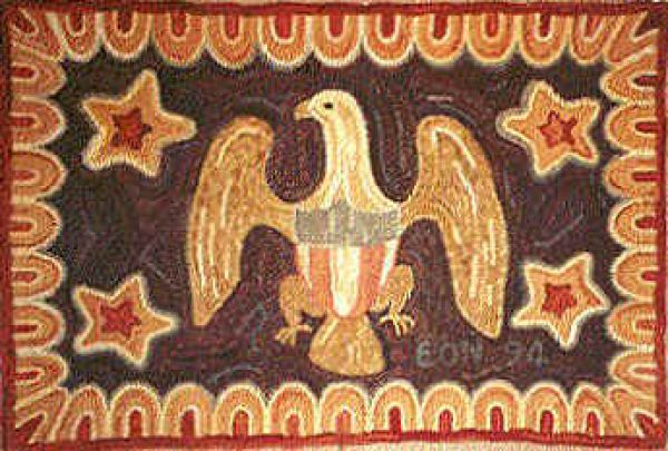 Edyth Oneill rug hooking gallery
