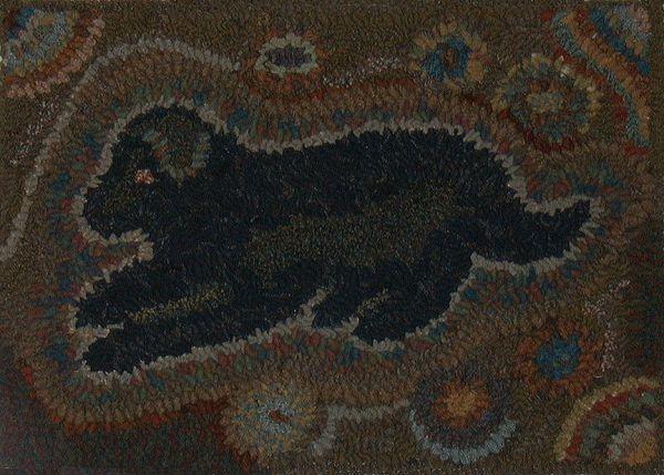 Magdalena Briner rug hooking gallery